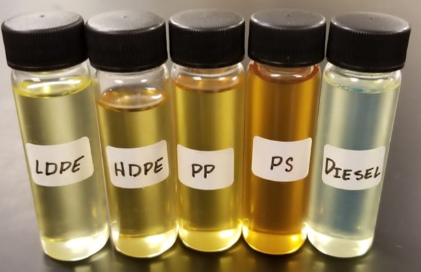 Plastic Derived Fuel Oil – An Appropriate Solution for Plastic Waste