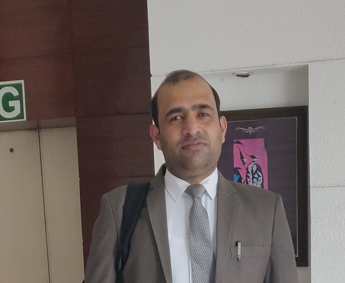 Dr. Sohail Lone Joins ESES as Research Fellow