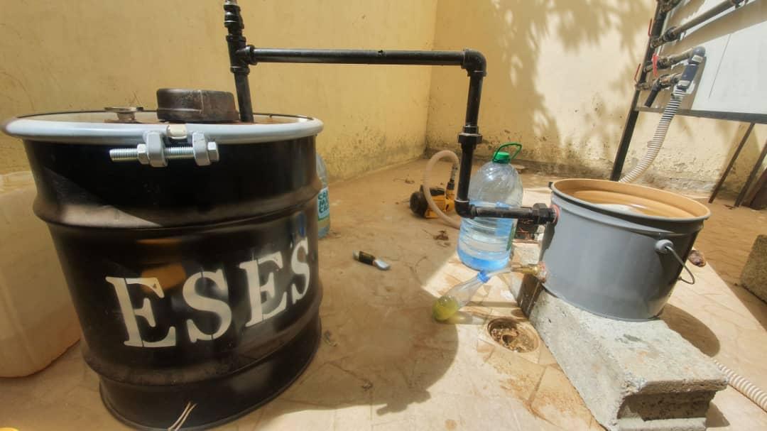 ESES Kicks off Inaugural International Collaborative Project in Senegal